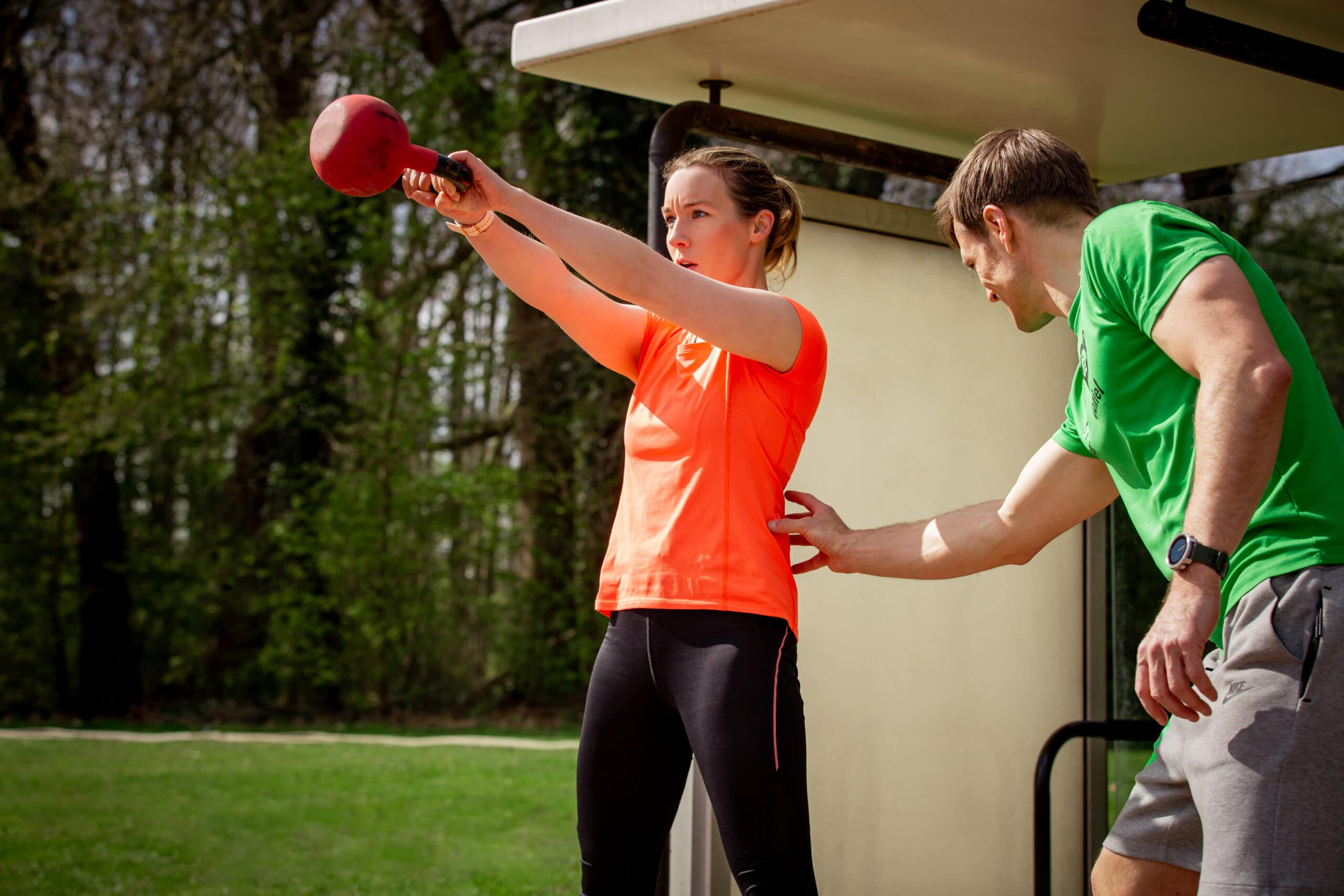 Personal Training - Weber.fit